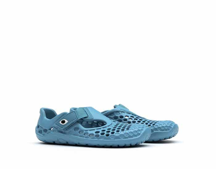 vivobarefoot ultra k bloom petrol blue sharky