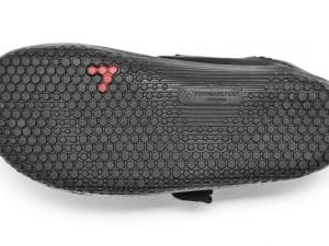vivobarefoot wyn k leather black hide
