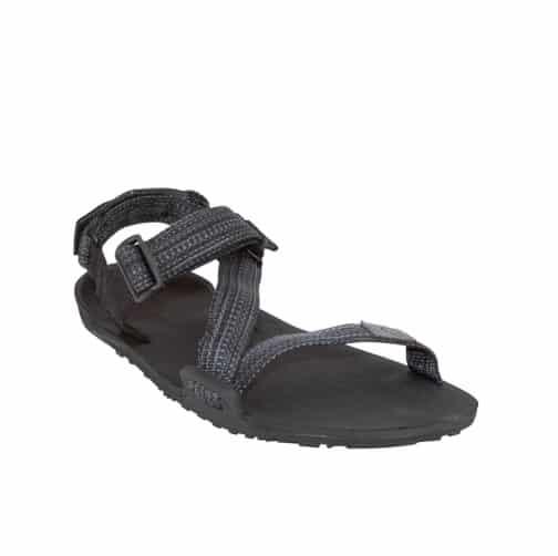 XERO SHOES Z - TRAIL M Black - Pánske sandále 1