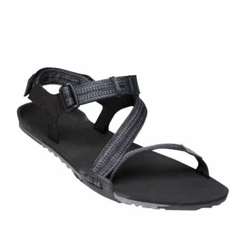 XERO SHOES Z - TRAIL W Multi Black - Dámske sandále 1