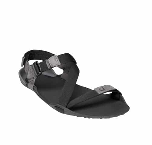xero z trek w black sandale
