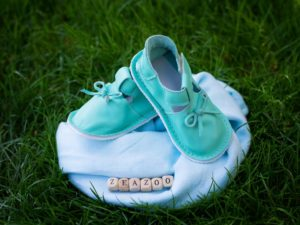 zeazoo corela mint green indoor bow