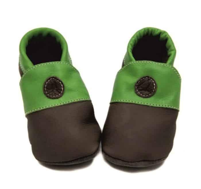 zeazoo kiwi dots green