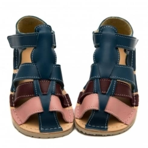 zeazoo marlin dark blue pink